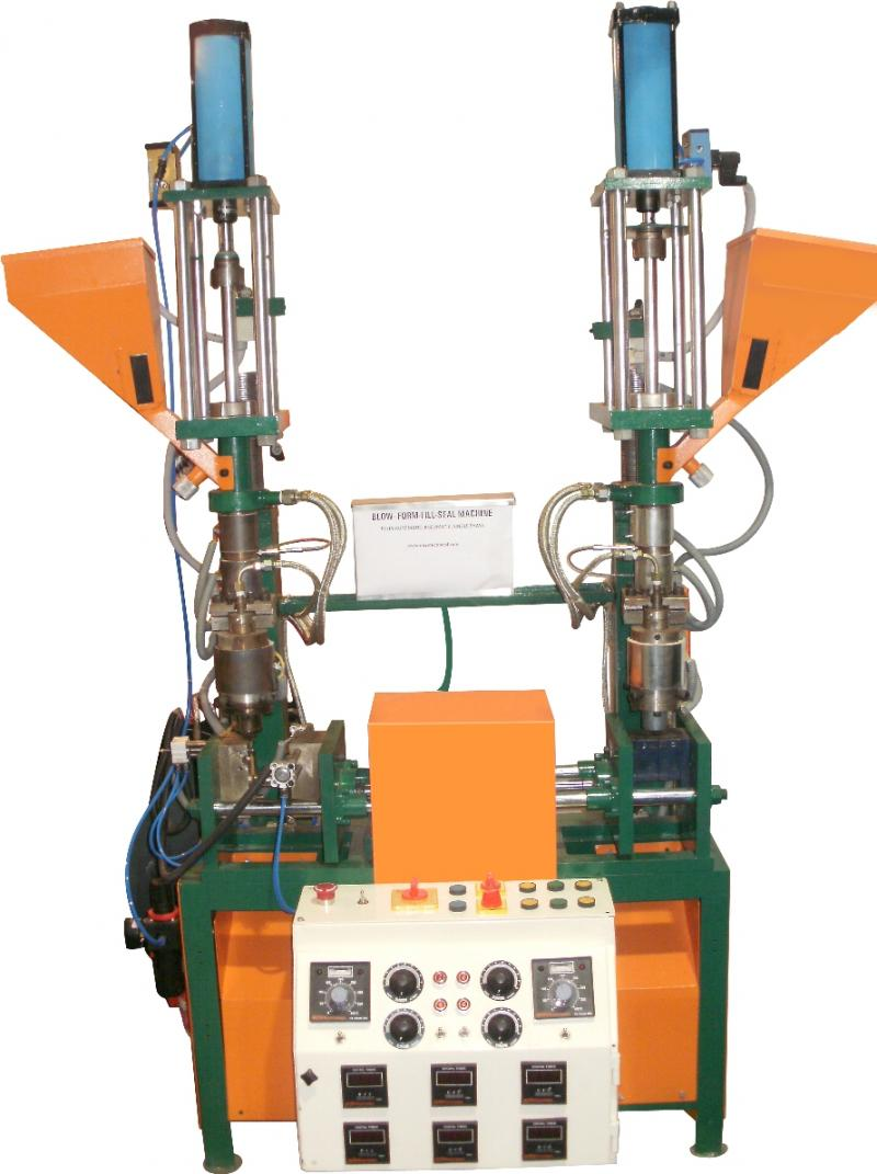 TWIN BLOW MACHINE